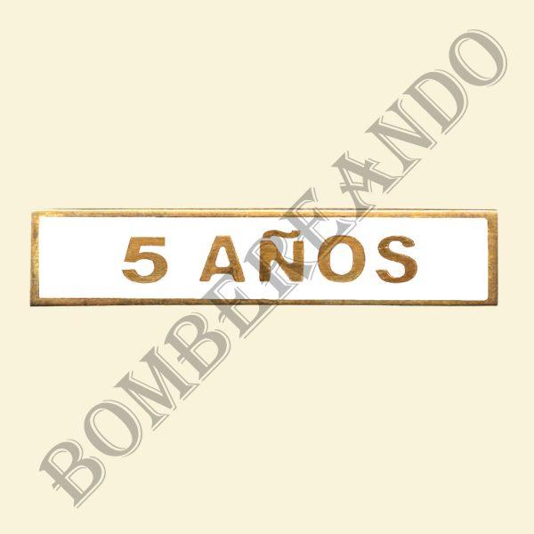 Barra Blanca 5 Años