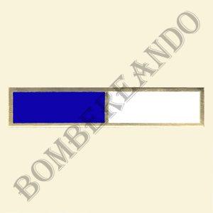 Barra Azul y Blanco Sin texto