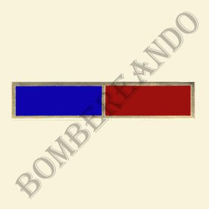 Barra Azul y Rojo Sin texto