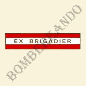 Barra Ex-Brigadier