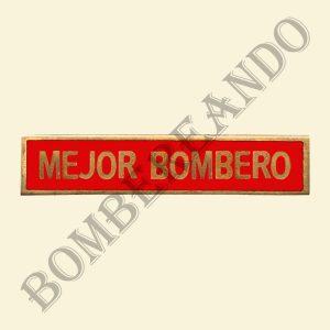 Barra Mejor Bombero