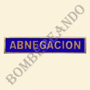 Barra Abnegación