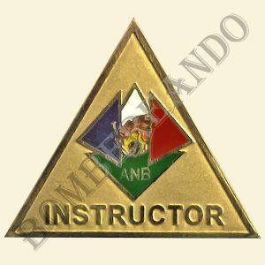 Barra Instructor ANB